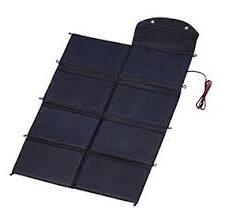 Flexibla/Vikbara solpaneler
