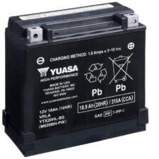 YTZ/YTX AGM Underhållsfri (High Performance)