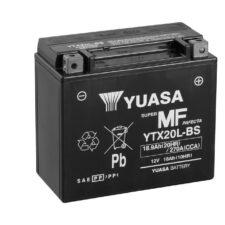 YTX/YT AGM Underhållsfri