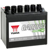 Trädgårdsbatterier