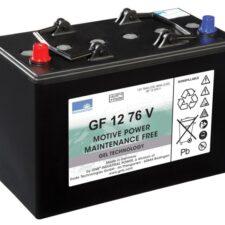 Sonnenschein cykliska batterier