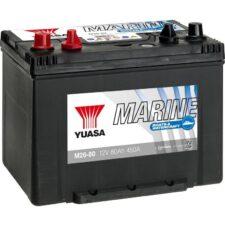 Marinbatterier