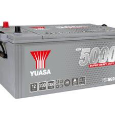 Tunga 5000 Serien
