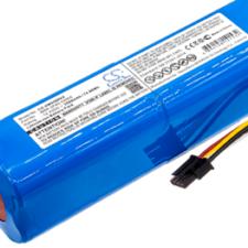 Robotdammsugare batteri
