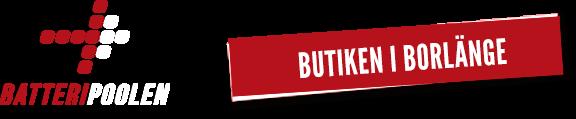 Batteripoolen AB – Butiken i Borlänge