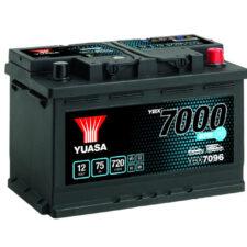 Personbil 7000 Serien (EFB)
