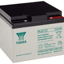 Yuasa industribatteri 10år