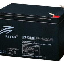 Ritar industribatterier 5år