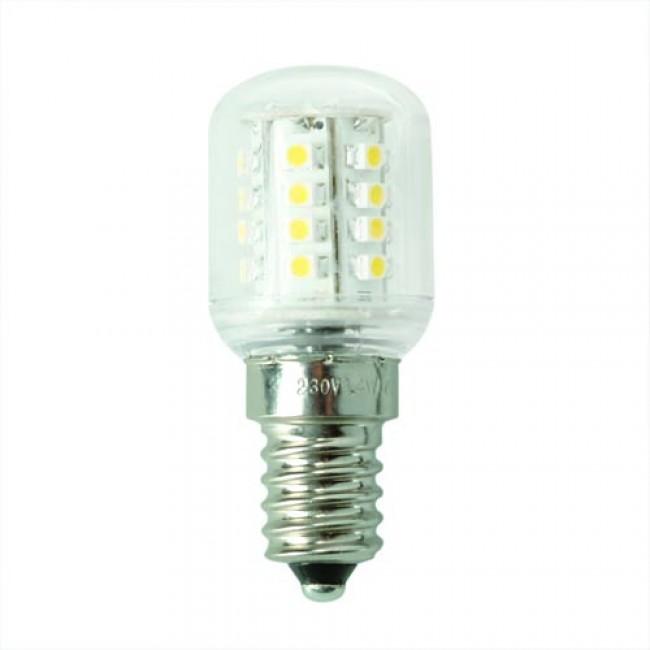 Välkända LED lampa E14 2,4W | Batteripoolen AB - Butiken i Borlänge WQ-69