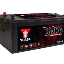 Tunga 3000 Serien