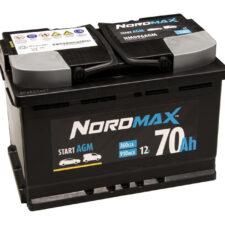 Personbil Nordmax